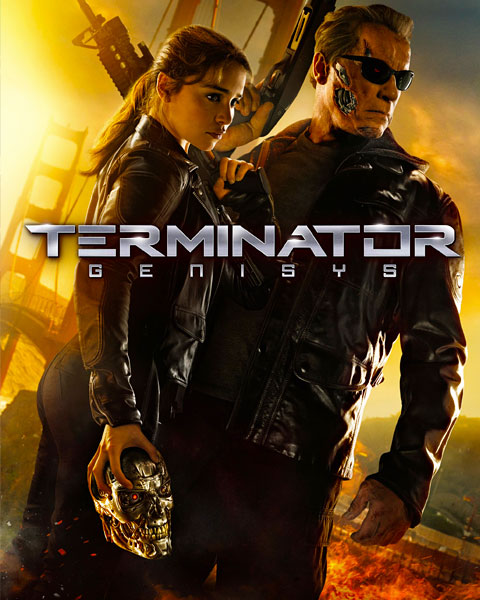 Terminator Genisys (4K) ITunes Redeem