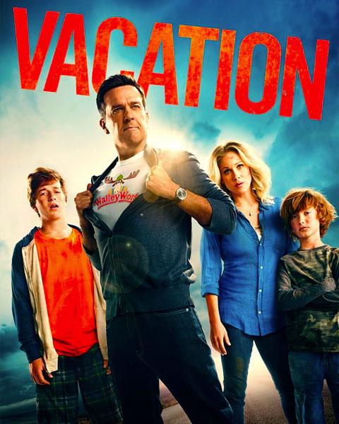 Vacation (HD) Vudu / Movies Anywhere Redeem