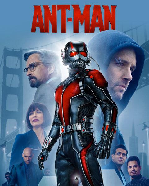 Ant-Man (HD) Google Play Redeem (Ports To MA)