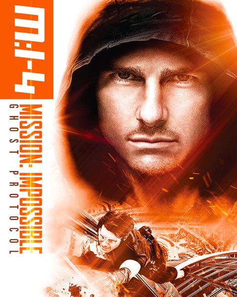 Mission Impossible Ghost Protocol (4K) ITunes Redeem