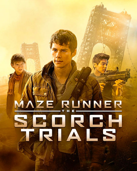 Maze Runner: The Scorch Trials (4K) Vudu / Movies Anywhere Redeem