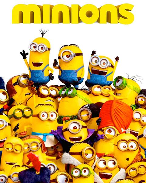 Minions (4K) ITunes Redeem (Ports To MA)