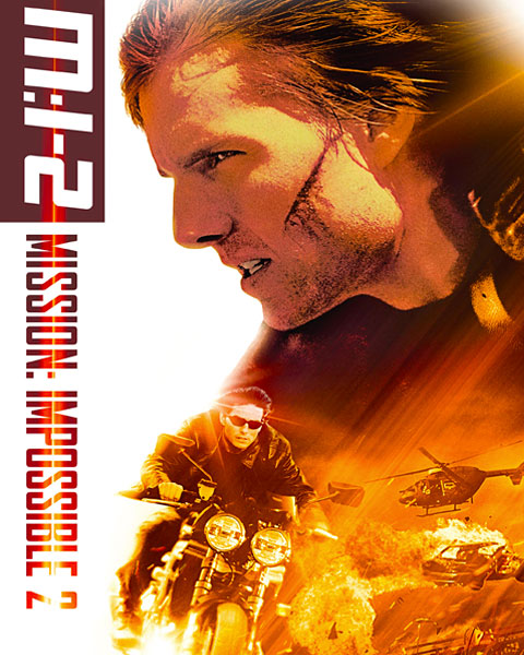 Mission Impossible 2 (4K) Vudu Redeem
