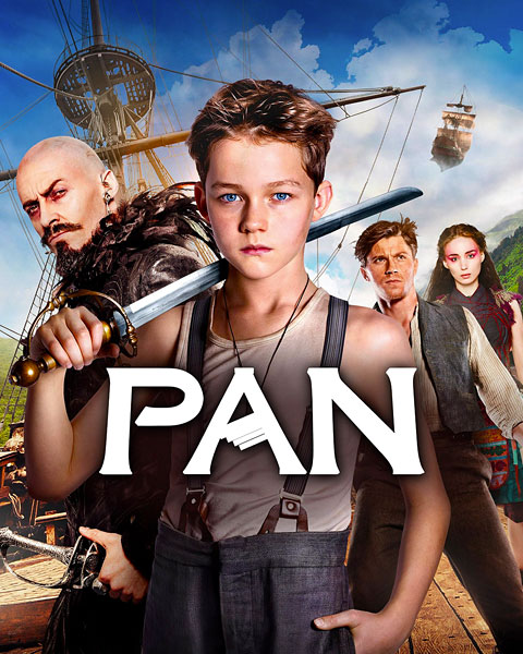 Pan (4K) Vudu / Movies Anywhere Redeem