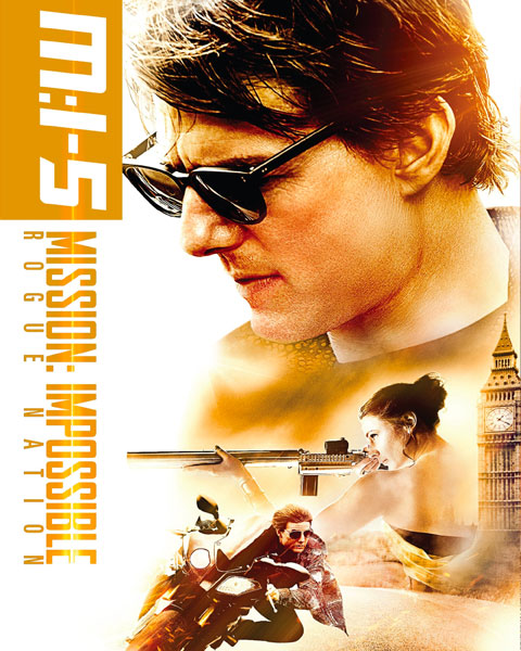 Mission Impossible Rogue Nation (4K) ITunes Redeem