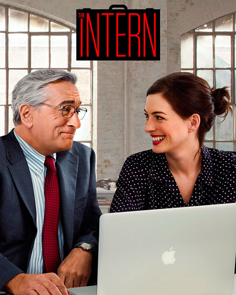 The Intern (HD) Vudu / Movies Anywhere Redeem