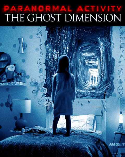 Paranormal Activity: The Ghost Dimension – Unrated (HDX) Vudu Redeem