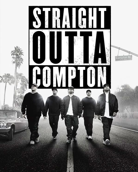 Straight Outta Compton – Unrated Director's Cut (HD) Vudu / Movies Anywhere Redeem