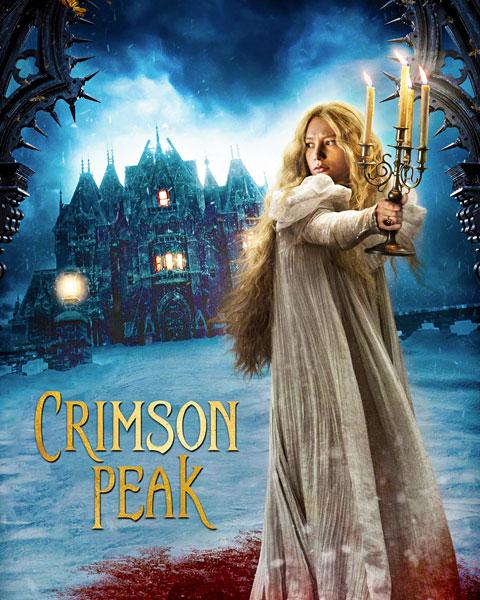 Crimson Peak (HD) ITunes Redeem (Ports To MA)