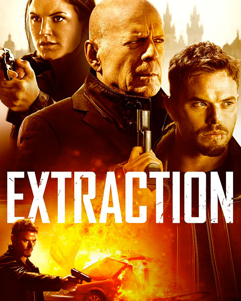 Extraction (SD) Vudu Redeem