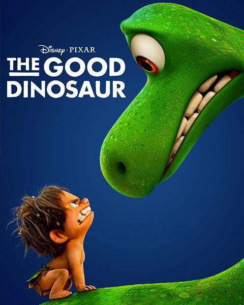 The Good Dinosaur (4K) Vudu / Movies Anywhere Redeem