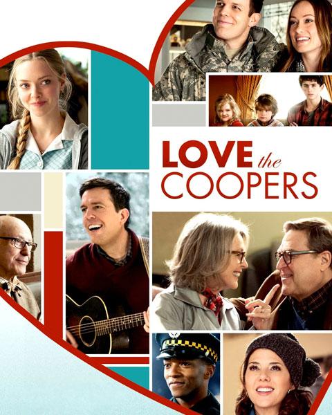 Love The Coopers (HD) ITunes Redeem