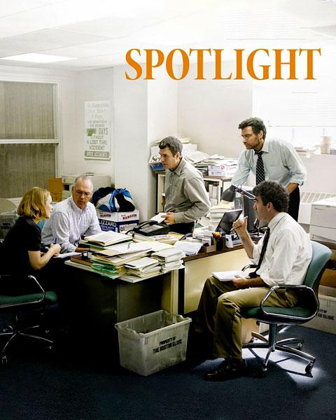 Spotlight (HD) Vudu / Movies Anywhere Redeem