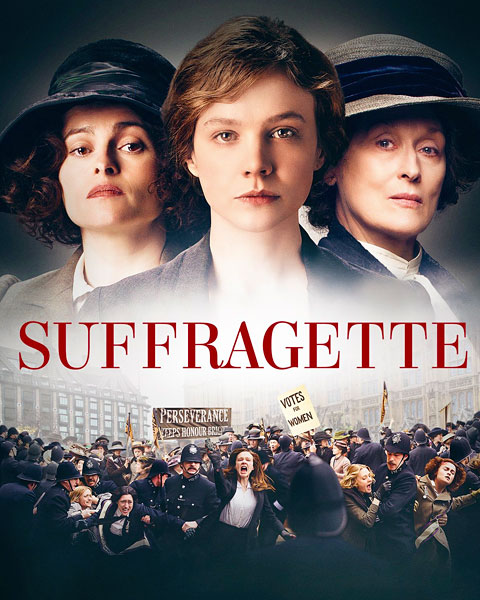 Suffragette (HD) ITunes Redeem (Ports To MA)