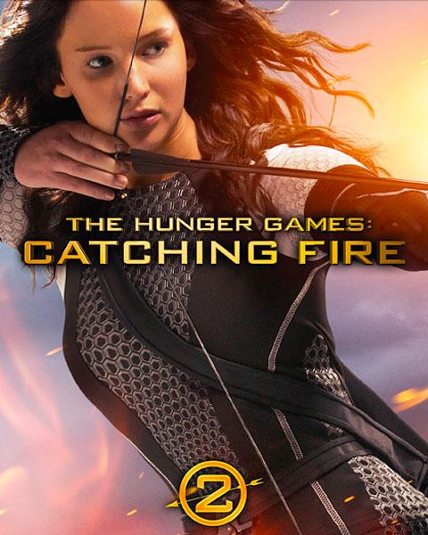 The Hunger Games: Catching Fire (SD) Vudu Redeem