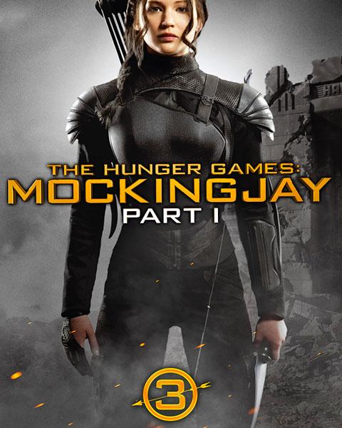 The Hunger Games: Mockingjay – Part 1 (4K) ITunes Redeem