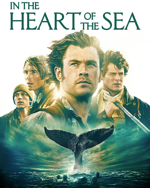 In The Heart Of The Sea (4K) Vudu / Movies Anywhere Redeem