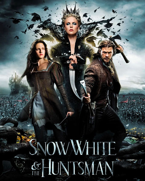 Snow White And The Huntsman – Extended Edition (4K) ITunes Redeem (Ports To MA)