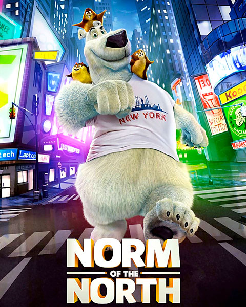 Norm Of The North (SD) Vudu Redeem