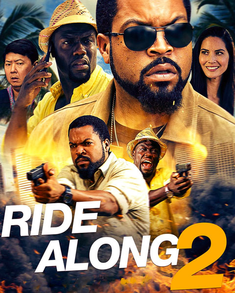 Ride Along 2 (HD) ITunes Redeem (Ports To MA)