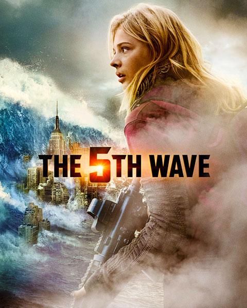 The 5th Wave (HD) Vudu / Movies Anywhere Redeem