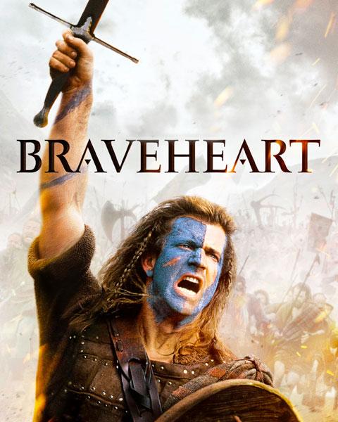 Braveheart (4K) Vudu Redeem