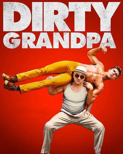 Dirty Grandpa (HDX) Vudu Redeem