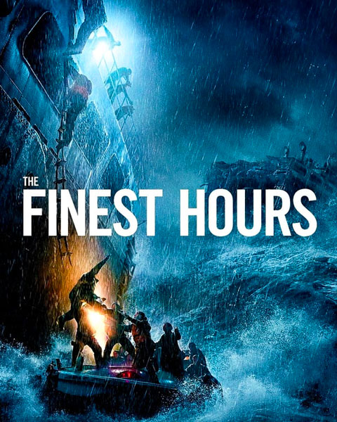 The Finest Hours (HD) ITunes Redeem (Ports To MA)