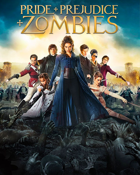 Pride And Prejudice And Zombies (4K) Vudu / Movies Anywhere Redeem