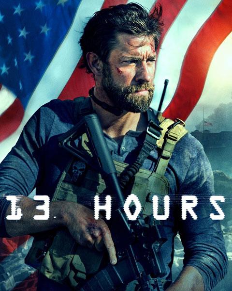 13 Hours: The Secret Soldiers Of Benghazi (4K) ITunes Redeem