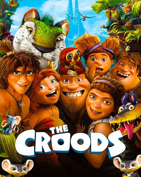 The Croods (4K) Vudu / Movies Anywhere Redeem