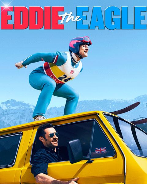 Eddie The Eagle (HD) Vudu / Movies Anywhere Redeem
