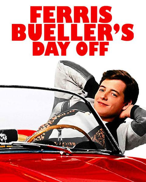 Ferris Bueller's Day Off (HDX) Vudu Redeem