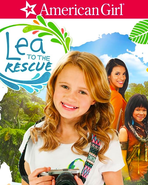 American Girl: Lea To The Rescue (HD) ITunes Redeem (Ports To MA)