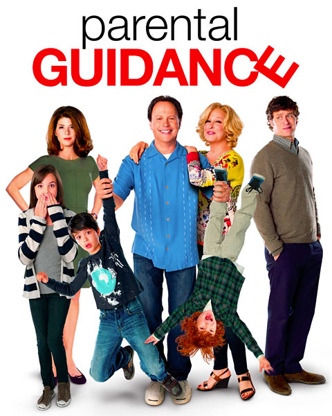 Parental Guidance (SD) ITunes Redeem (Ports To MA)
