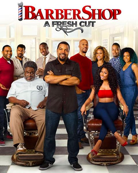 Barbershop: The Next Cut (SD) Vudu Redeem