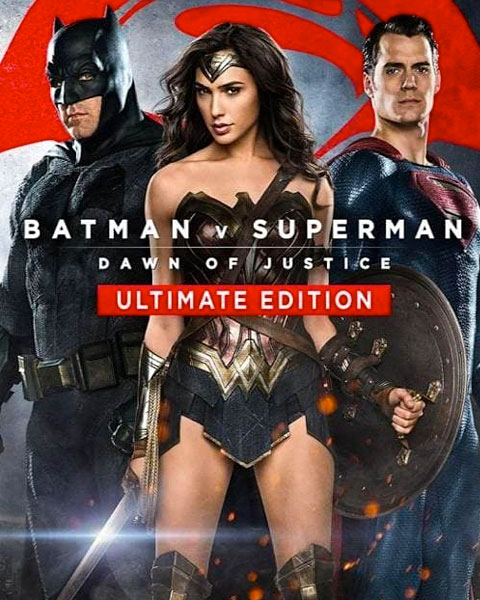 Batman V Superman: Dawn Of Justice (HD) Movies Anywhere Redeem