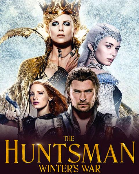 The Huntsman: Winter's War – Extended (HD) Vudu / Movies Anywhere Redeem