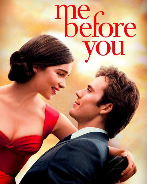 Me Before You (HD) Vudu / Movies Anywhere Redeem