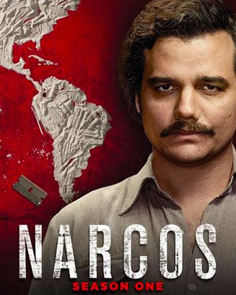 Narcos – Season 1 (SD) Vudu Redeem
