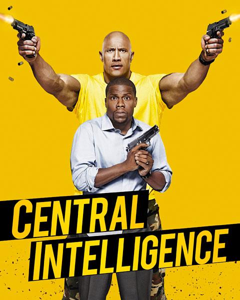 Central Intelligence (HD) Vudu / Movies Anywhere Redeem