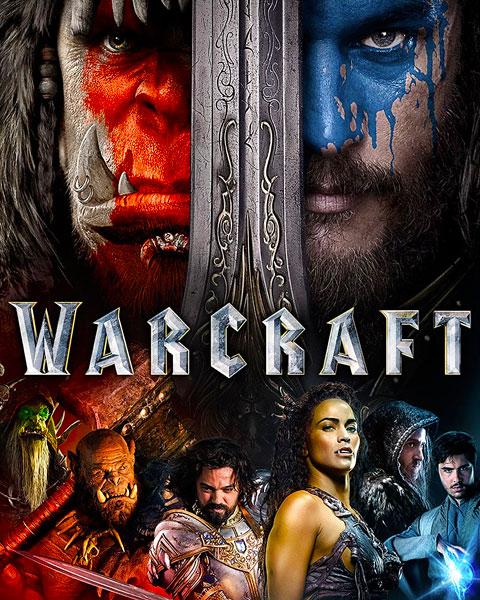 Warcraft (4K) ITunes Redeem (Ports To MA)
