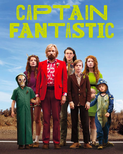 Captain Fantastic (HD) ITunes Redeem (Ports To MA)