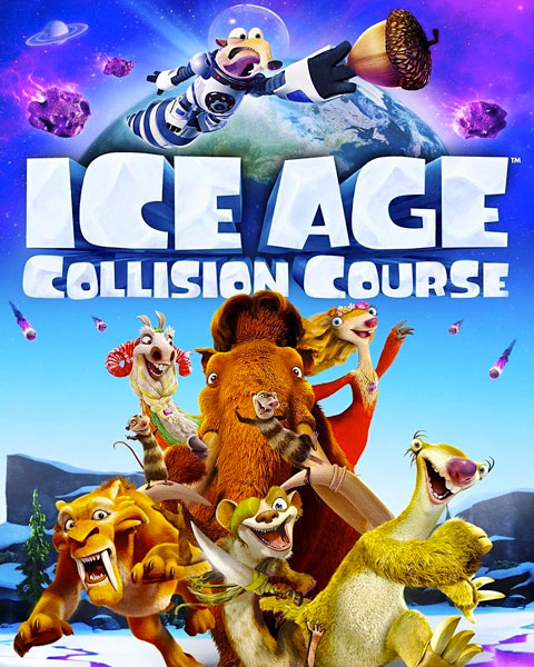Ice Age: Collision Course (HD) Vudu / Movies Anywhere Redeem