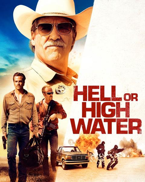 Hell Or High Water (4K) Vudu Redeem
