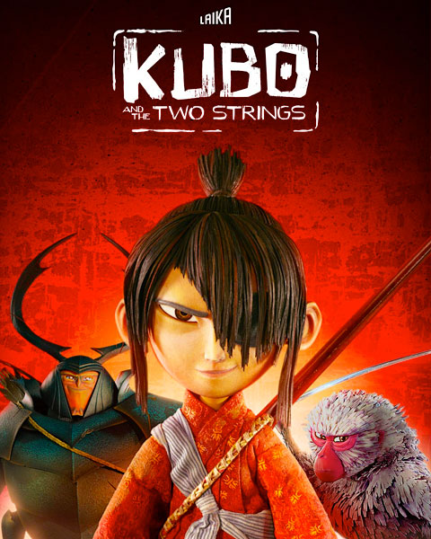 Kubo And The Two Strings (HD) ITunes Redeem