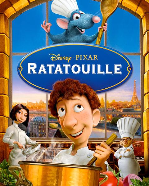Ratatouille (4K) ITunes Redeem (Ports To MA)