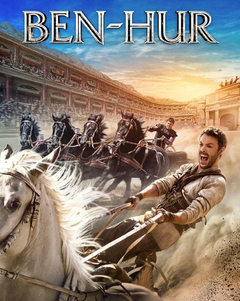 Ben-Hur (HDX) Vudu Redeem