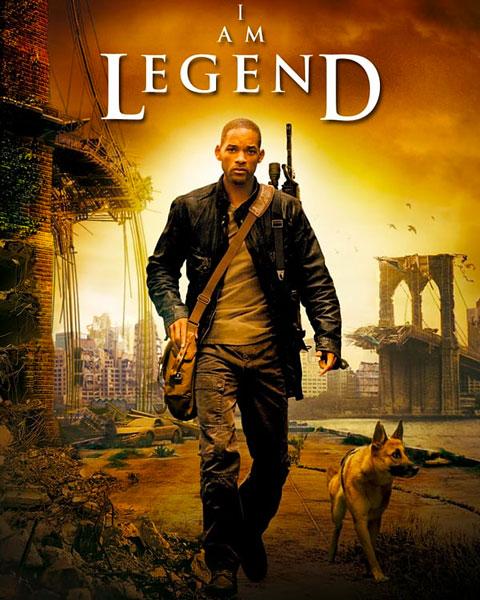 I Am Legend (HD) Movies Anywhere Redeem