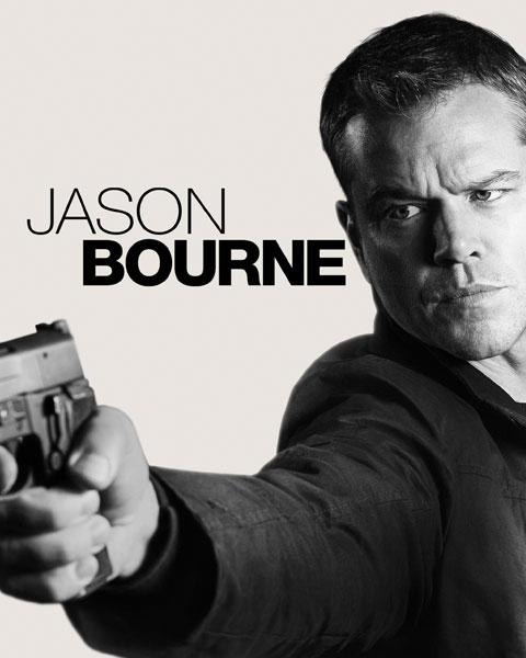 Jason Bourne (HD) Vudu / Movies Anywhere Redeem